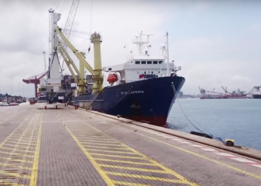 Top 10 World's Largest Container Ships In 2019 | Nusantara